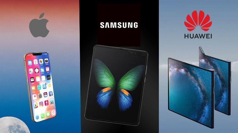 Foldable Phone กับกลยุทธ์การตลาดใหม่ของ Samsung และ Huawei (มือถือหน้าจอพับได้)