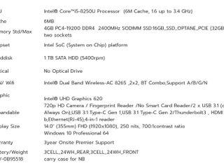 Lenovo Thinkpad T480 20L6-S7GL00