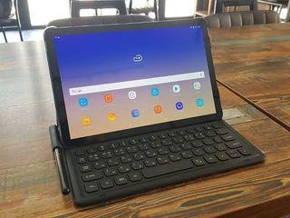 Galaxy Tab S4 10.5 with DeX S Pen
