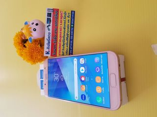 Samsung Galaxy A7 (2017)สีชมพู่