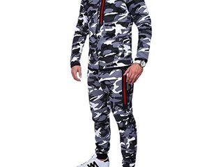 IceLion 2019 ฤดูใบไม้ผลิพราง H Oodies ผู้ชายซิปคาร์ดิแกนเสื้