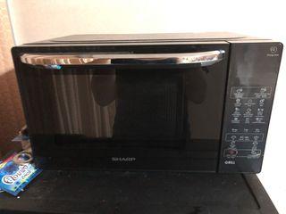 Microwave sharp 20 ลิตร