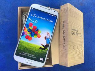 Samsung S4 เครื่องใหม่แจ่มเวอร์