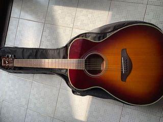 YAMAHA TransAcoustic Guitar FS-TA