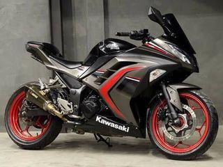 2016 Kawasaki ninja300 ABS