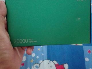 Eloop 20000mAh ของแท้ สีเขียว