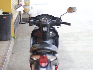 Honda wave110i ล้อแม็ก สตาร์ทมือ