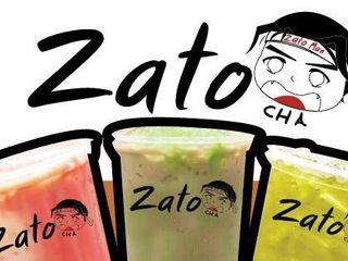 Sato milke tea