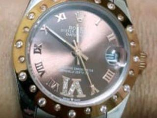 นาฬิกาข้อมือชาย ROLEX
