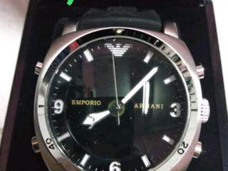 นาฬิกาข้อมือ Emprio Armani 47 mm. 2 ระบบ เข็ม และ ดิจิตอล