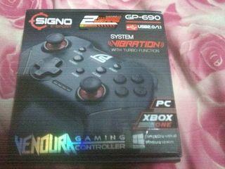 จอยเกมส์PC SIGNO E-SPORT GP 690