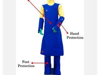 ชุดป้องกันน้ำแรงดันสูง ใช้ในอุตสาหกรรม