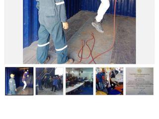 รับให้บริการสอนและฝึกอบรมการทำงานในพื้นที่อับอากาศ