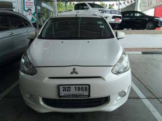 Mitsubishi Mirge 1.2 ปี 2012 รถศูนย์ พร้อมใช้