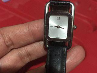 นาฬิกา CK แท้ made in Swich