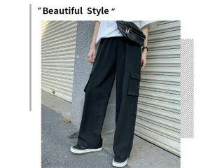 กางเกงขายาวผ้าซีฟอง