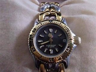 TAG HEUER MINI LADY SIZE