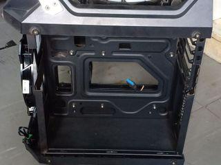 เคส Tsunami Coolman Gorilla บวกพัดลม RGB cooler master 20 cm