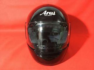 หมวกกันน็อคยี่ห้อ Arai สีดำ แท้นำเข้าจากญี่ปุ่น