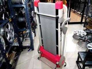 ลู่วิ่งไฟฟ้าใหม่มาก ใช้น้อย MTF3010 สีชมพู รับน้ำหนักได้ 120