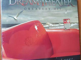 ซีดีนำเข้า DREAM THEATER อัลบั้ม GREATEST HIT