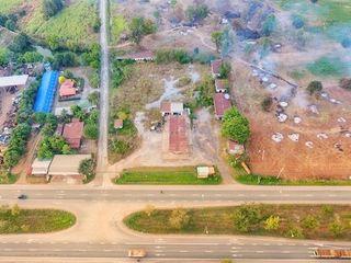 ขายที่ดินติดถนน 304 นครราชสีมา-กบินทร์บุรี ฝั่งเข้าตัวเมือง