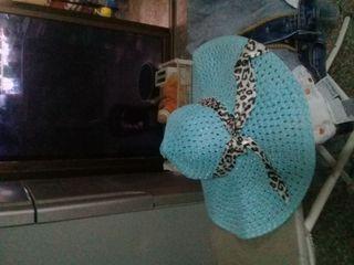 หมวกสตรีใส่กันแดดได้ ใส่ไปชายทะเล ใส่ท่องเที่ยว