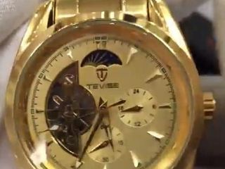 นาฬิกาข้อมือ TEVISE