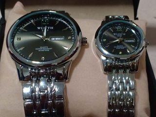 นาฬิกาข้อมือเพื่อคู่รัก WLISTH