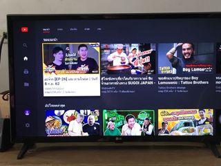 LG Smart TV 32 นิ้ว