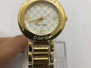 นาฬิกาข้อมือสตรี COURREGES Paris