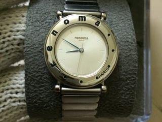 นาฬิกาข้อมือสตรี renoma paris.