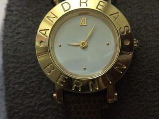 นาฬิกาข้อมือสตรี ANDREAS IBERNINI