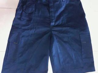 กางเกงขาสั้นผู้ชาย มือ 1 ผ้าดีมาก สีกรม