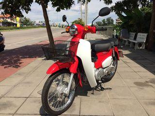Honda Supercub 110 สภาพสวย สุดคุ้ม