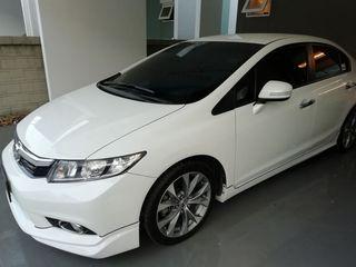(เจ้าของขายเอง) Honda Civic 2.0 EL i-VTEC ปี 2013 ตัวท็อป