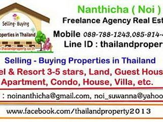 Sale Large Land Pathum Thani suitable for Big Project
