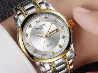 นาฬิกากันน้ำแบบผู้ชาย WLISTH