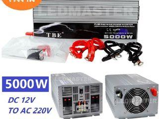 TBE Power Inverter อินเวอร์เตอร์ 5000W 12V