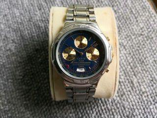 นาฬิกา ALBA CARIB chronograph alarm