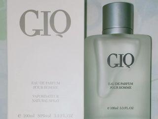 น้ำหอมฝรั่งเศส GIQ สำหรับผู้ชาย