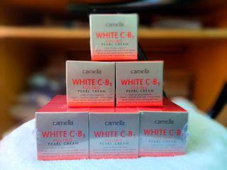 Camella White Pearl Cream