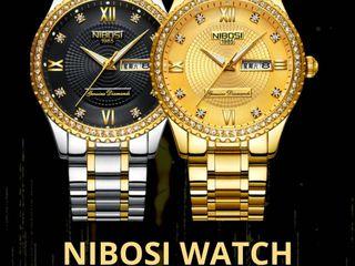 นาฬิกา NIBOSI 2315