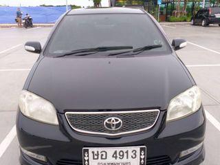 toyota Vios S auto ปี 2004