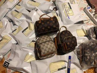กระเป๋ามินิ คิ้วท์ๆ ราคาน่ารักๆ
