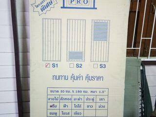 ประตูห้องนำ้ PVC