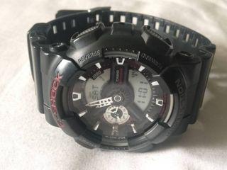 G-SHOCK.  GA-110-1A นาฬิกาข้อมือ