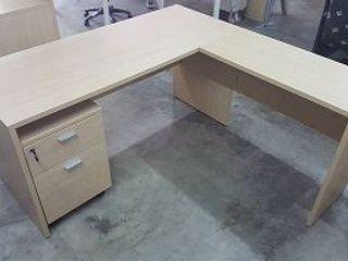 ชุดโต๊ะทำงานทรงL