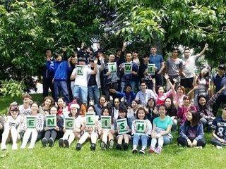 เรียนภาษาสถาบัน Kiwi English Academy