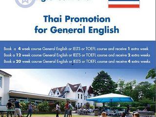 เรียนภาษาสถาบัน Anglo-Continental in UK